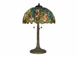 Laburnum Tiffany Replica Table Lamp - Dale Tiffany
