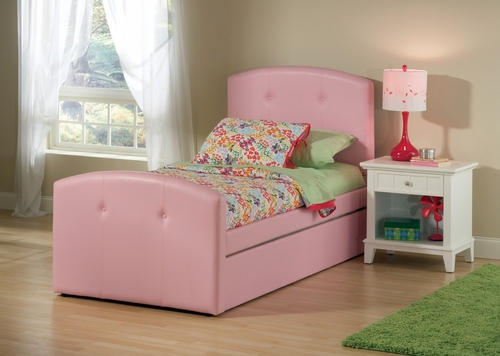 Laci Twin Size Bed - Hillsdale Furniture - 1581BTWR