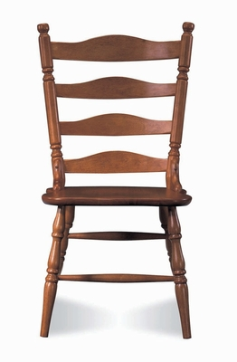Ladderback Chair in Soft Cherry - 1A100-63