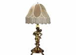 Lady Beige Table Lamp - Dale Tiffany