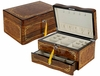 Lady Bird Jewelry Box with Drawer - JBQ-SA109
