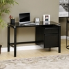 Lake Point Home Office Desk Black / Black - Sauder Furniture - 408916
