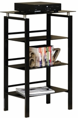 Lake Point Technology Pier Black / Black - Sauder Furniture - 408388