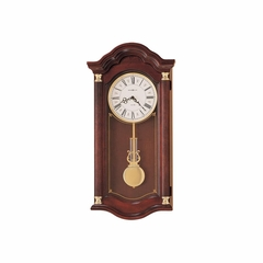 Lambourn Dual Chime Wall Clock - Howard Miller