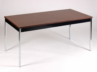 "Laminate Top Library Table 24"" x 96"" - Correll Office Furniture - C2496"