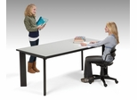 "Laminate Top Library Table (48"" x 96"") - OFM - LIB4896"