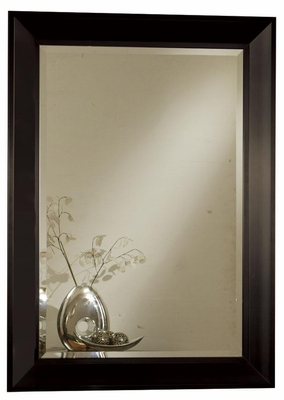 Landscape Black Wall Mirror - 901702
