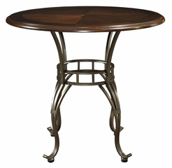 Langley Gathering Table and Stools Set 1 - Powell Furniture - 470-GSET-1