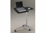 Laptop Caddy in Anthracite/Metallic Gray - Mayline Office Furniture - 950ANT