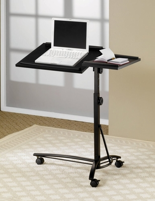 Laptop Stand in Black - Coaster