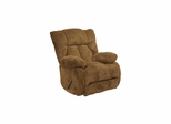 Laredo Chaise Rocker Recliner in Camel - Catnapper