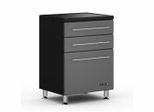 Large 3 Drawer Base Cabinet - Ultimate Garage - GA-04