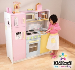 Large Kitchen - KidKraft Furniture - 53181
