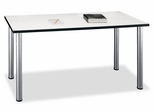Large Rectangle Table - Aspen Collection - Bush Office Furniture - TS85202
