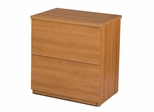 Lateral File Cabinetin Cappuccino Cherry - Bestar Office Furniture - 65635-68