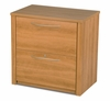 Lateral File Cabinetin Cappuccino Cherry - Embassy - Bestar Office Furniture - 60630-68