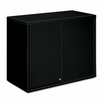 Lateral File Hutch - Black - HON9318P