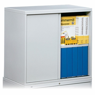 Lateral File Hutch - Light Gray - HON9317Q