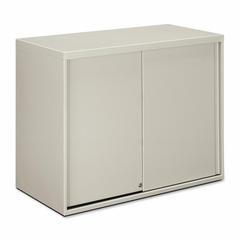 Lateral File Hutch - Light Gray - HON9318Q