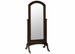 Laurel Cheval Mirror - Cooper Classics - 6135
