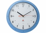 "Lavender 11.8"" Diameter ALBA Wall Clock"