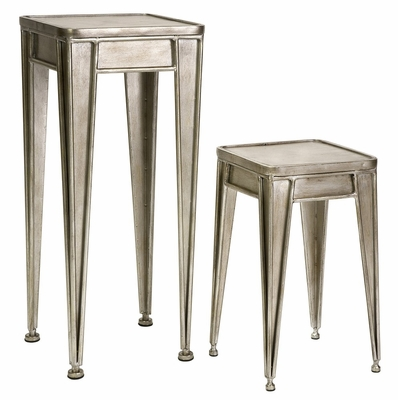 Lazlo Stools (Set of 2) - IMAX - 12954-2