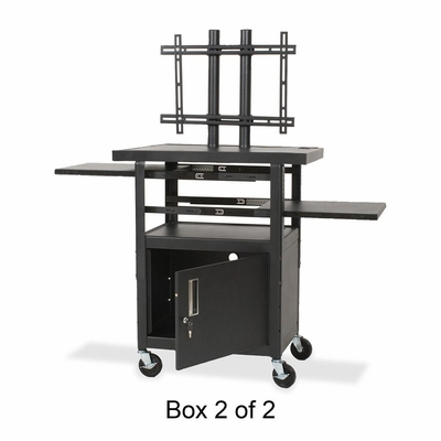 LCD Cart - Black - BLT27532