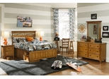Lea Americana Full Bedroom Set with Desk - 237-940R