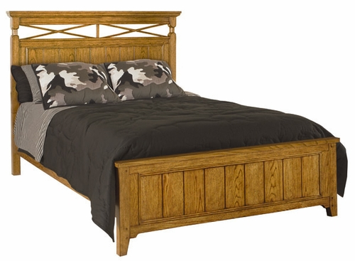 Lea Americana Full Panel Bed - 237-940R
