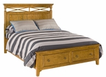 Lea Americana Full Storage Bed - 237-947R