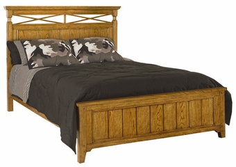 Lea Americana Queen Panel Bed - 237-950R