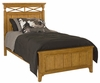 Lea Americana Twin Panel Bed - 237-930R