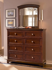 Lea Elite Covington 8 Drawer Bureau - 145-281