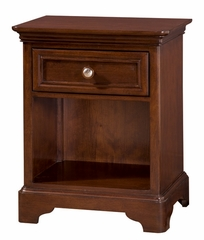 Lea Elite Covington Cherry Nightstand - 145-411