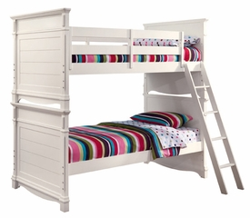 Lea Elite Hannah Twin Bunk Bed - 147-976R