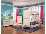 Lea Elite Hannah Twin Bunk Bed Bedroom Set  - 147-976R
