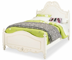 Lea Elite Vintage Boutique Full Panel Bed - 134-940R