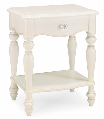 Lea Elite Vintage Boutique Leg Nightstand - 134-411