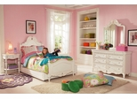 Lea Elite Vintage Boutique Twin Panel Bed Bedroom Set - 134-930R