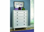 Lea Elite Zoe Drawer Chest with 5 Drawers - 070-151