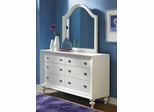 Lea Elite Zoe Six Drawer Dresser - 070-261