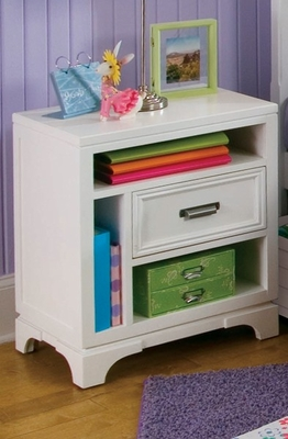 Lea Freetime Bedroom Nightstand with Drawer - Lea American Drew - 711-411
