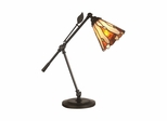 Leaf Desk Lamp - Dale Tiffany