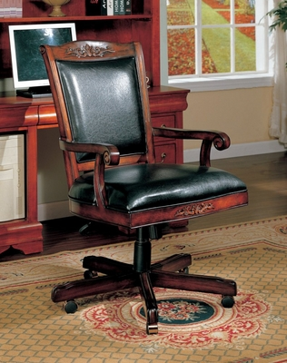 Leather Office Chair - Coaster
