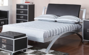 LeClair Metal Platform Bed - 300200T