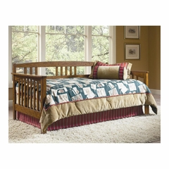 Lee Medium Pecan Daybed - Largo - LARGO-ST-511