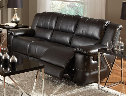 Lee Transitional Motion Sofa - 601061