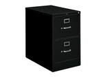 Legal Size File Cabinet - Black - HON212CPP
