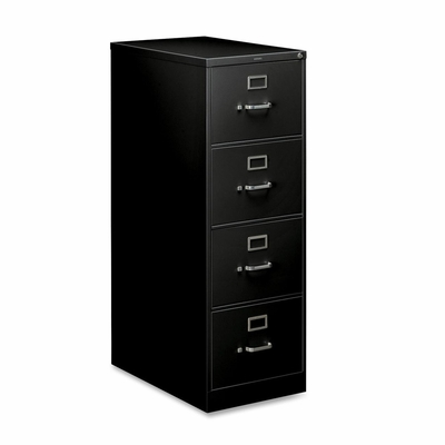 Legal Size File Cabinet - Black - HON214CPP