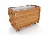 Legal Size File Cabinet Cart - Legare Furniture - FCAO-120